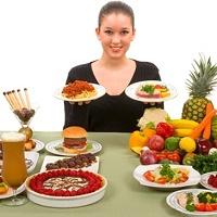 Nên ăn gì để giảm cân, giảm béo nhanh?