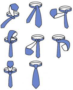 Cách thắt cà vạt  phong cách cho phái mạnh
