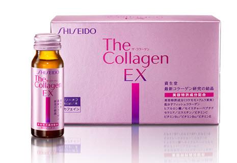 công dụng tuyệt vời của collagen. Collagen shiseido dạng nước uống
