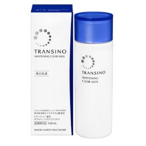 Giá sữa dưỡng ẩm Transino Whitening Clear Milk là bao nhiêu?