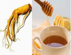 Cách dùng sâm với  mật ong có những  như thế nào để được hiệu quả?