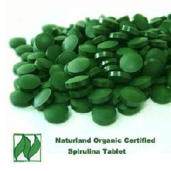 Tảo mặt trời spirulina - Thực phẩm sạch từ thiên nhiên