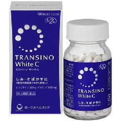 Transino white c và tác dụng làm đẹp da