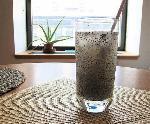 Cách sử dụng hạt chia úc làm nước uống hàng ngày