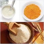 Cách làm trắng da mặt tự nhiên từ các loại bột, nàng đã biết?