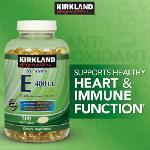 Bạn có thể tìm mua sản phẩm Kirland Vitamin E 400 IU ở đâu?