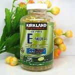 Kirkland Vitamin E 400 IU có nguồn gốc ở đâu?