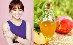 Cách làm trắng da an toàn hiệu quả và giảm cân nhờ dấm táo