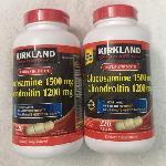 Hé Lộ Cách Dùng Glucosamine 1500mg & Chondroitin 1200mg 220 Viên