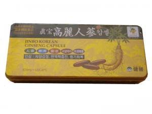 Thực phẩm chức năng Hồng Sâm Cao Ly( Jinbo )