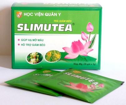 trà giảm cân slimutea