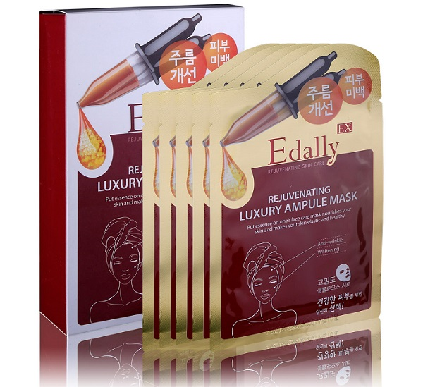 Mặt Nạ Huyết Thanh Edally Rejuvenating Luxury Ampoule Mask