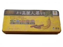 Hồng sâm cao ly(Jinbo) Nhân Sâm Cao Ly Triều Tiên hảo hạng