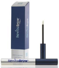 Revitabrow 3ml sản phẩm mọc lông mày số 1 hiện nay