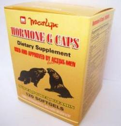 Viên uống Hai Cau Hoan HORMONE G CAPS 120 viên tăng cường sinh lý nam