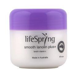 Kem dưỡng ẩm Life Spring Smooth Lanolin Plus + RRP