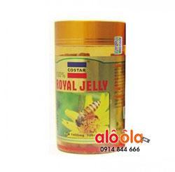 Sữa ong chúa Costar Royal Jelly 1450mg Úc loại 100 viên hàng nhập khẩu chính hãng