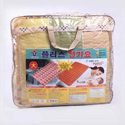 Chăn điện Hàn Quốc Woori vải cotton 100%