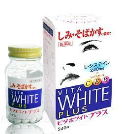 Vita White Plus C.E.B2 - Đánh bay nám từ bên trong