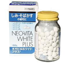 Viên Uống Trắng Da Neo Vita White Plus Nhật Bản Mẫu Mới Giá Tốt Nhất