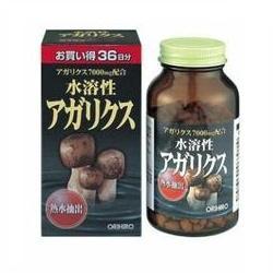 Nấm thái dương xanh Orihiro Nhật Bản 250mg hộp 432 viên