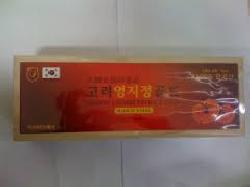 Cao Linh Chi Korean Lingzhi Extract Gold - Hộp gỗ