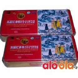Hồng Sâm Cao Ly - nhung hươu
