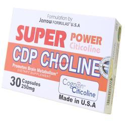 Super Power Citicoline - Hỗ trợ điều trị chức năng não bộ