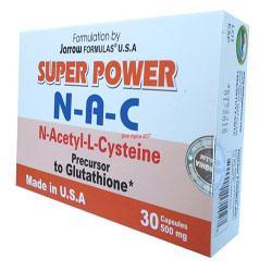 Viên uống bổ gan Super power NAC Hỗ trợ điều trị bênh gan