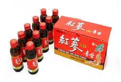 Nước Hồng Sâm Hàn Quốc 100ml/chai - Làm Đẹp Da Cho Sức Khỏe Dẻo Dai