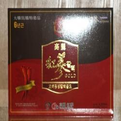 Nước hồng sâm 60 gói Nhập khẩu Hàn Quốc - TPCN