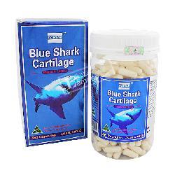 Sụn Cá Mập Costar Blue Shark Cartilage 750mg hộp 365 viên