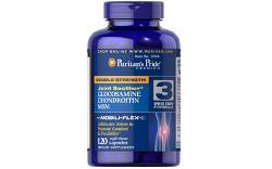 Glucosamine Chondroitin MSM Puritan's Pride 120 viên - Viên Uống Bổ Khớp Mỹ