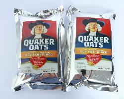 Bột Yến Mạch Quaker Nguyên Chất 500g từ Mỹ