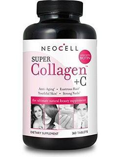 Super Collagen +C 360 viên (hàng Mỹ) - Viên uống Chăm sóc da, tóc, móng