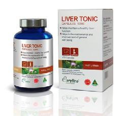 Giải độc gan Liver Tonic Careline 1300mg tốt nhất hiện nay