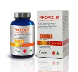 Keo ong Propolis 1000mg Capsules Careline hộp 400 viên