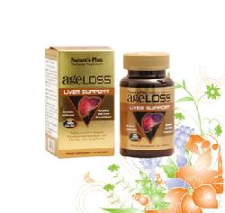 Viên uống hỗ trợ gan Ageloss Liver Support Nature's Plus
