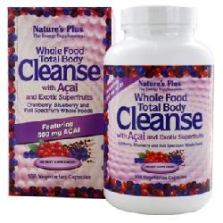 Viên uống giải độc cơ thể Whole Food Total Body Cleanse