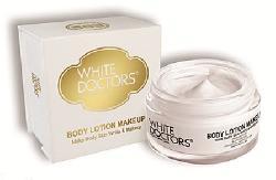 Kem chống nắng trang điểm white doctors Body lotion make up