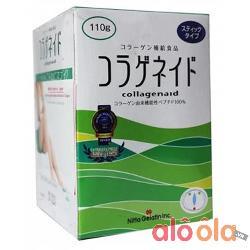 Collagenaid - Collagen Dạng Bột Nhập Khẩu Nhật Bản Hộp 110g Mẫu Mới