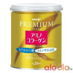 Sữa Meiji Collagen Premium - Lưu giữ tuổi thanh xuân