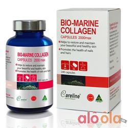 Viên Uống Đẹp Da Bio-Marine Collagen Careline Hộp 100 Viên Mẫu Mới Nhất
