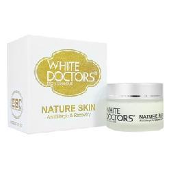 Chống dị ứng da với kem White Doctors Nature Skin - Lọ 25ml