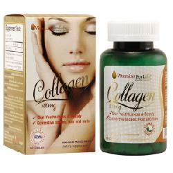 Viên nang Collagen 500mg Vitamins For Life hộp 60 viên