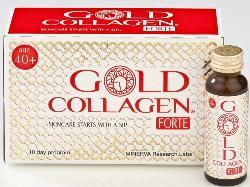 Gold forte collagen ngăn ngừa quá trình lão hóa cho tuổi 40