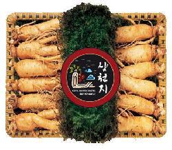 Sâm tươi Hàn Quốc 12 củ trên 1kg cao cấp cho bạn cơ thể khỏe mạnh
