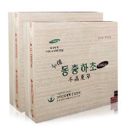 Đông trùng hạ thảo nước hộp gỗ Samsung thượng hạng