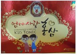 Hồng Sâm Baby Kid Tonic 20ml x 10 gói cho bé yêu phát triển toàn diện