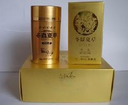 Viên đông trùng hạ thảo vàng Hàn Quốc - Quà tặng ý nghĩa cho sức khỏe